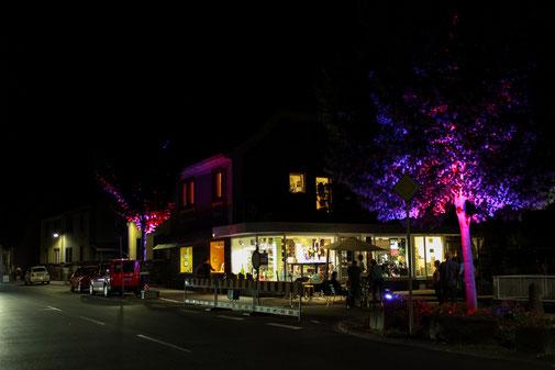 Ambient Beleuchtung Sommernacht Wilferdingen Pforzheim MK-Pyrodesign GbR