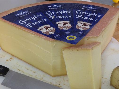 Atelier des papilles Montbozon produits locaux Haute Saone Franche comté gruyere fromage
