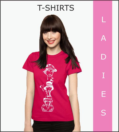 Damen T-Shirts