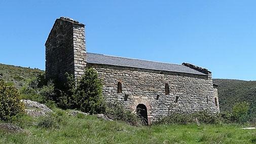 Senderisme - A peu - Ermita de Sant Mamet