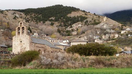 Ruta de senderisme a peu circular de Sallagosa - Vedrinyans- Foto 1