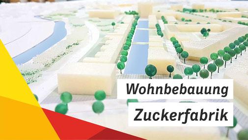 Wohnbebauung Zuckerfabrik