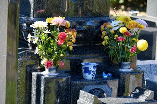 墓地・墓石供物