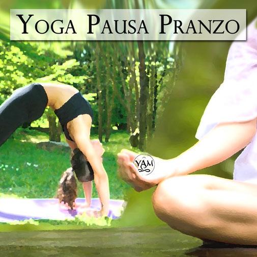 yoga pausa pranzo carmagnola