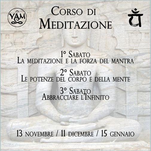 corsi di meditazione torino carmagnola
