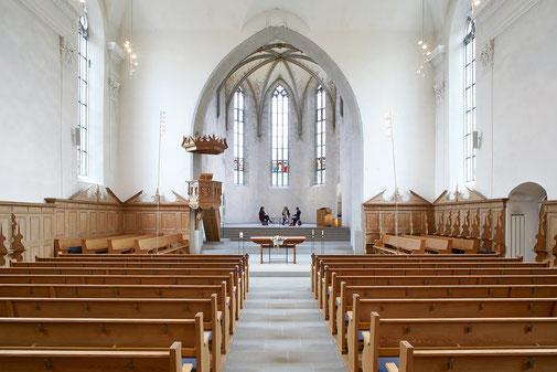 28. Mai 2020, Die Erlaubnis Gottesdienste und Messen durchzuführen