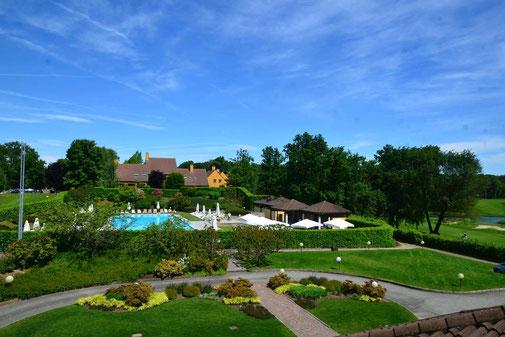 Golf Club Castelconturbia Gofpakete Ferien Italien Lago Maggiore Golfreisen
