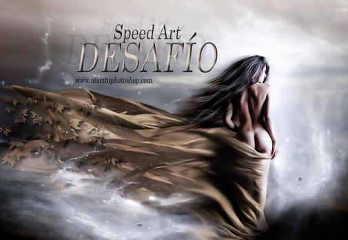 "Speed Art ""Desafío"""