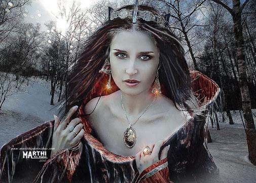 Dama del frio