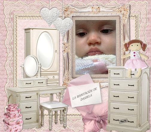 La habitación de Daniela