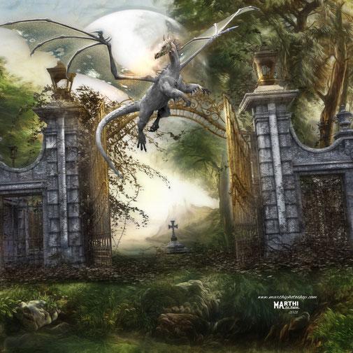 La puerta del Dragon