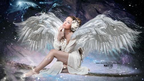 El reposo de un Ángel