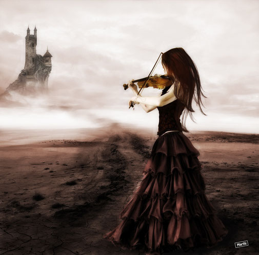 Pieza de violin