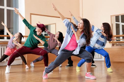 Cours de danse afro urbain