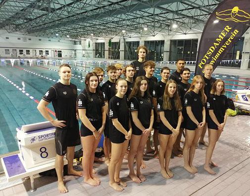 Erfolgreiche DMS-Herrenmannschaft