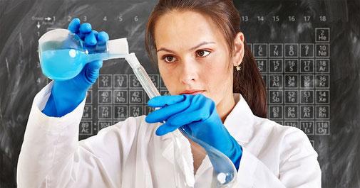 Des Formulations chimiques précises en fonction d'un objectif de performance