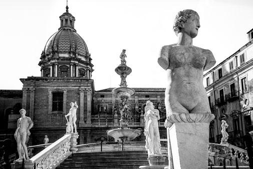 Palermo è quadrata
