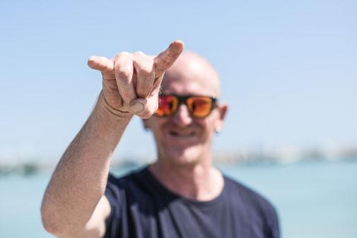 I pescatori della Riviera delle Palme