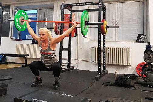 Olympisches Gewichtheben in Hamburg