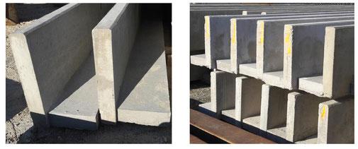Livraison sur chantiers des produits en béton fabriaqués sur-mesure par Pajot Entreprise, constructeur en Génie Civil