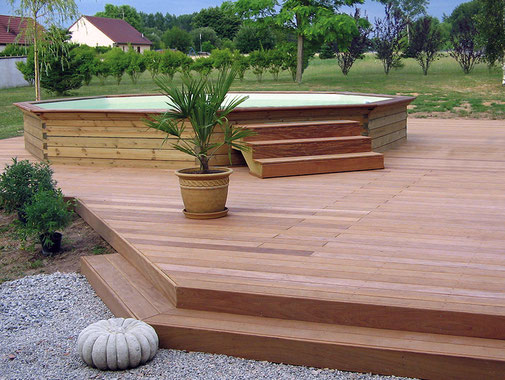 Piscine bois Gardipool Octoo achat vente et installation, terrasse bois Tradi piscines (45)