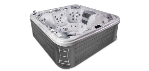 Spa PeakLine Elbrus 230  Wellis achat vente et installation Tradi piscines (45)