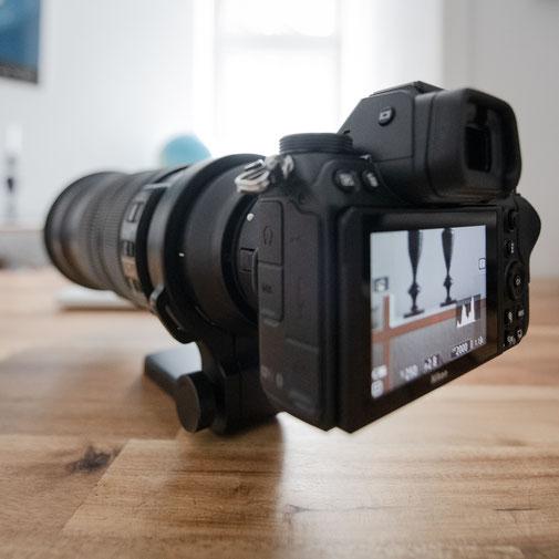 nikon z7  & sigma 120-300mm f2.8