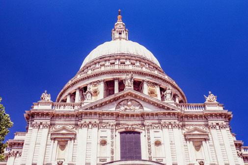 St. Pauls, London, Kirche, Kathedrale, Die Traumreiser