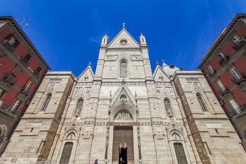 Neapel, Napoli, Italien, Die Traumreiser, Kathedrale, Kirche