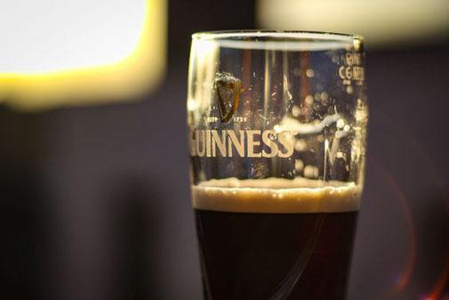 Dublin, Guinness Store House, Die Traumreiser