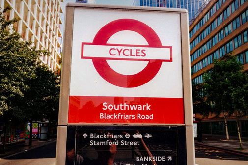 Santander Bikes London, Fahrrad, Leihfahhrad, Share a Bike, Die Traumreiser