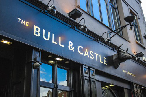 Dublin, Irland, Die Traumreiser, Bull & Castle, Steak, Steakhouse, Restaurant