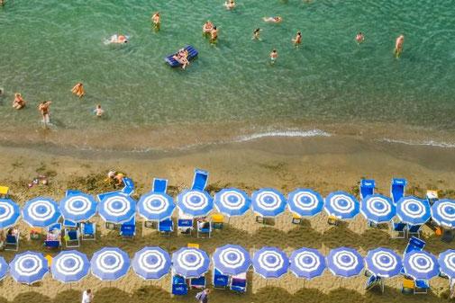 Sorrent, Neapel, Die Traumreiser, Küste, Strand, Baden