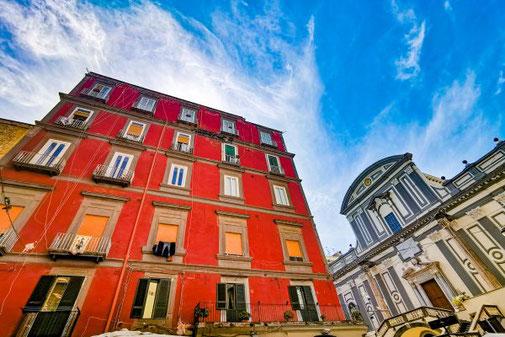 Neapel, Napoli, Italien, Die Traumreiser, Street Food Tour