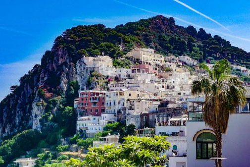 Neapel, Capri, Insel, Die Traumreiser, Capri Ort, Stadt