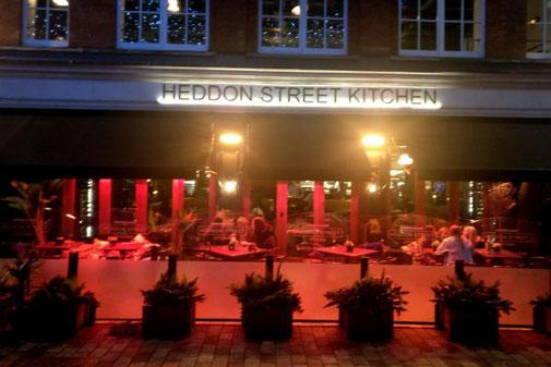 Gordon Ramsey, Fernsehkoch, Heddon Street Kitchen, Die Traumreiser