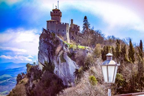 San Marino, Italien, Zwergstaat, Die Traumreiser