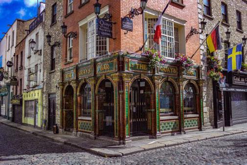 Dublin, Irland, Die Traumreiser, Bar, Kneipe, Pub