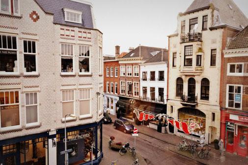 Den Haag, Niederlande, Die Traumreiser