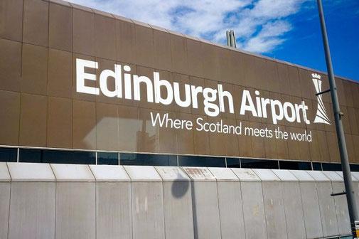 Edinburgh, Airport, Die Traumreiser