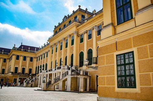 Wien, Vienna, Österreich, Die Traumreiser, Schloss Schönbrunn, Sisi