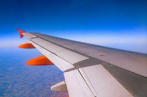 Easyjet, FLugzeug, Stuttgart, Gatwick Airport, Die Traumreiser