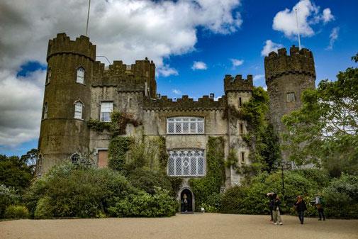 Dublin, Irland, Die Traumreiser, Malahide Castle