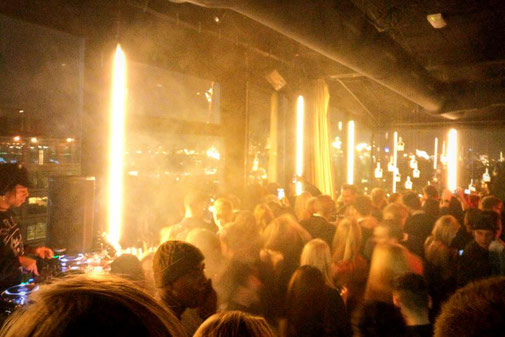 Suicide Club, Rotterdam, Niederlande, Die Traumreiser