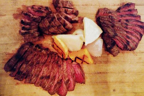 Steaks, Meat, Rotterdam, Niederlande, Die Traumreiser