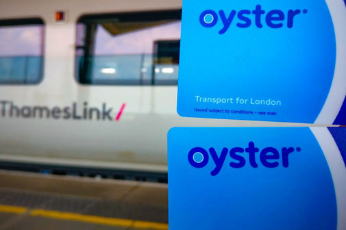 Oyster Card, London, Underground, Transport, U Bahn, Tube, Die Traumreiser