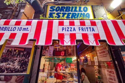 Neapel, Napoli, Italien, Die Traumreiser, Sorbillo, Pizza Fritta, Street Food Tour