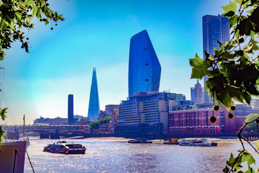 Themse, Fluss London, Die Traumreiser