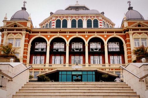 Kurhaus, Scheveningen, Den Haag, Niederlande, Die Traumreiser