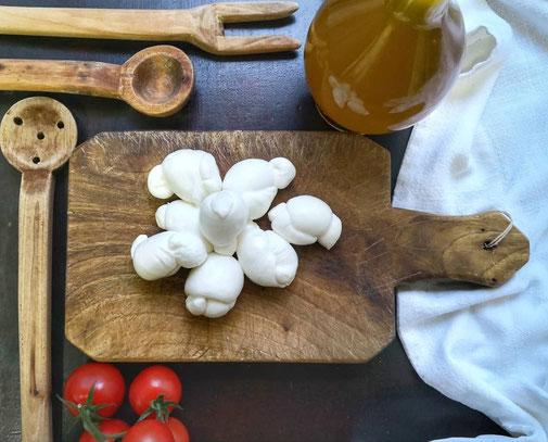 Vendita mozzarelle on line fattoria granolat